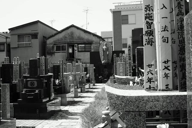 小塚原、回向院 - Kozuka-hara, Eko-in temple. Minami-Senju Tokyo, 17 Mar 2015. 068
