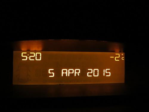 Brrr ... ganz schön kalt