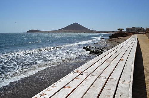Boardwalk, El Medano, Tenerife