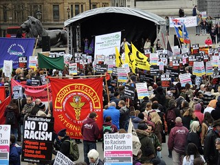 Anti-Fascism Rally - 2