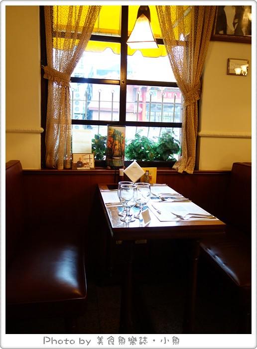【台北中正】明星咖啡館‧商業午餐 @魚樂分享誌