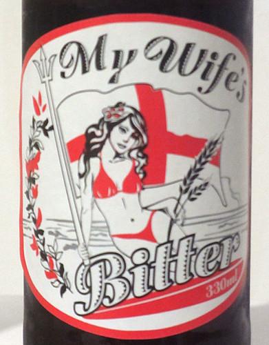 My Wife's Bitter