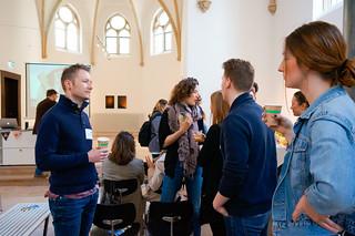 CreativeMornings/Cologne wt Hans-Christian Heiling