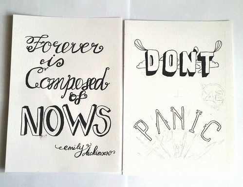 Workshop handlettering results