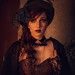 Steampunk shoot with Athena and Aileen: portrait