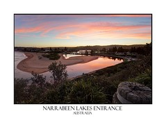 Narrabeen Lakes Entrance