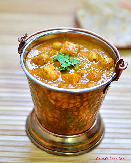 Phool makhana curry