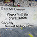 national gallery strikers march to downing street thursday 26th march 2015 by szpako
