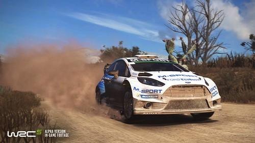 WRC 5 Ford Fiesta