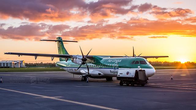 Aer Lingus, AT72