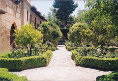Alhambra, Granada 2002