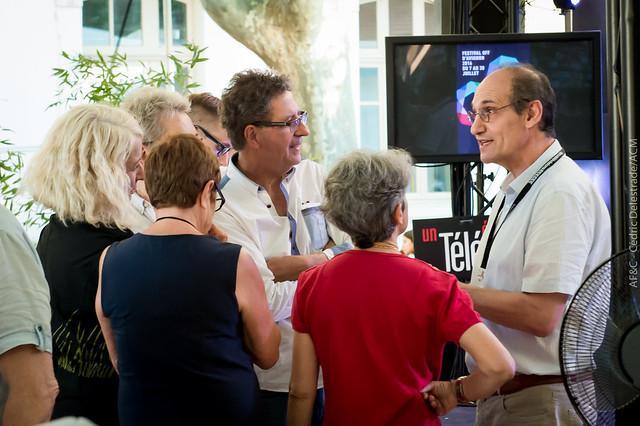 10ème édition des Coups de cœur du Club de la presse Grand Avignon - Vaucluse au #OFF16