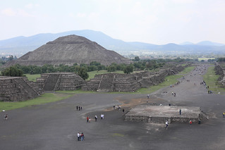 ภาพของ Teotihuacán ใกล้ Ampliación San Francisco. teotihuacan 2016 june estadodeméxico mexico 6d canon