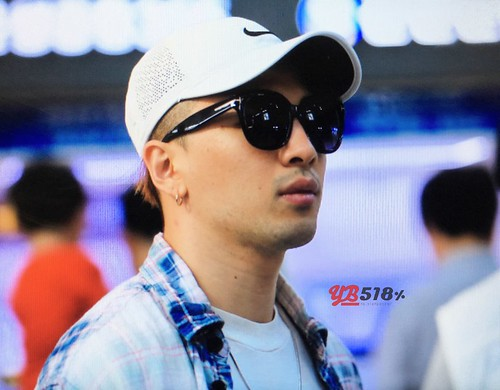 BIGBANG Departure Seoul Incheon to Foshan 2016-06-10 (123)