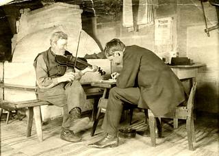 Erik Lönnberg and Otto Andersson (Sm 5933)