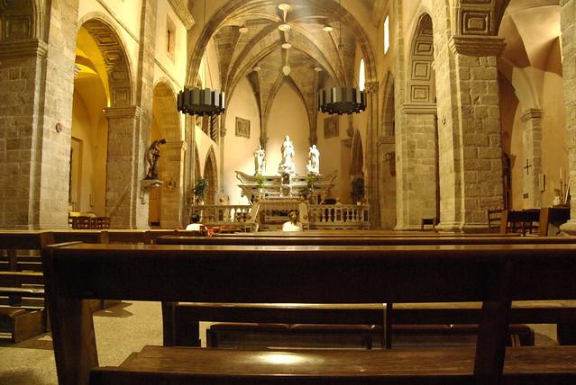 09.08.27-31, l'Alguer, Esgl. Sant Francesc