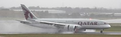 A7-BCP Qatar Airways Boeing 787 Dreamliner BHX