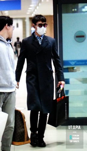 Big Bang - Incheon Airport - 03dec2015 - Utopia - 05
