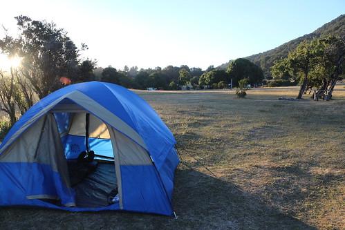 Camping organizado