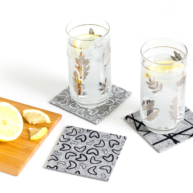 Mod Home Collection Coasters by Vitamini