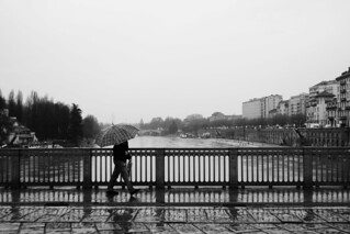 Giorni piovosi - Rainy days.