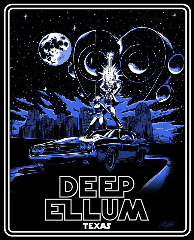 Deep Ellum Tee