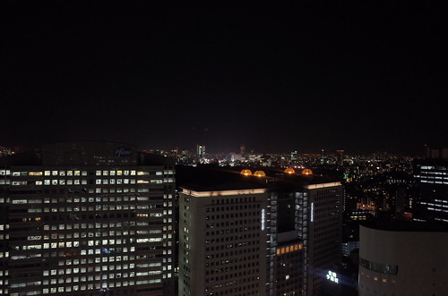 nightscape view KOIKI