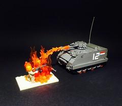 M132 Flamethrower