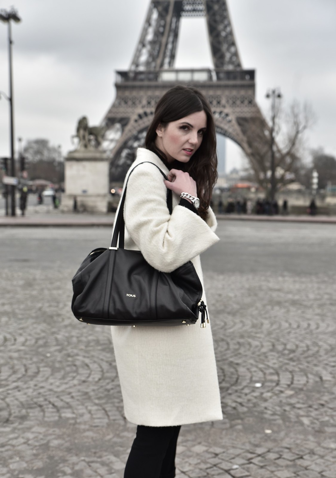 white coat Paris7