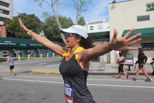 ASICS LA Marathon 2015