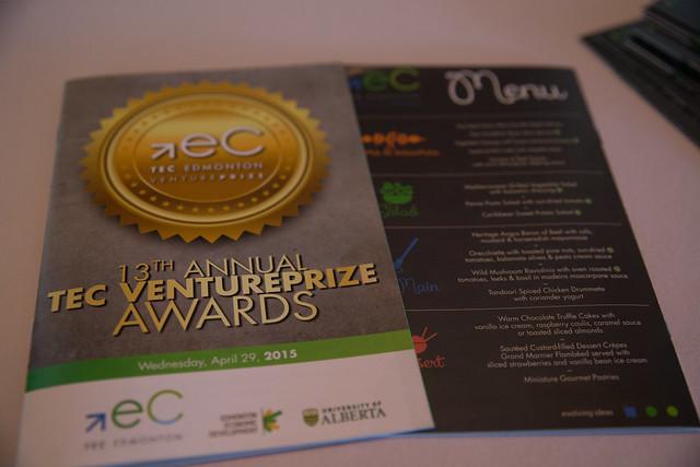 VenturePrize 2015
