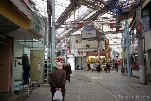 平和通り / Heiwadori street