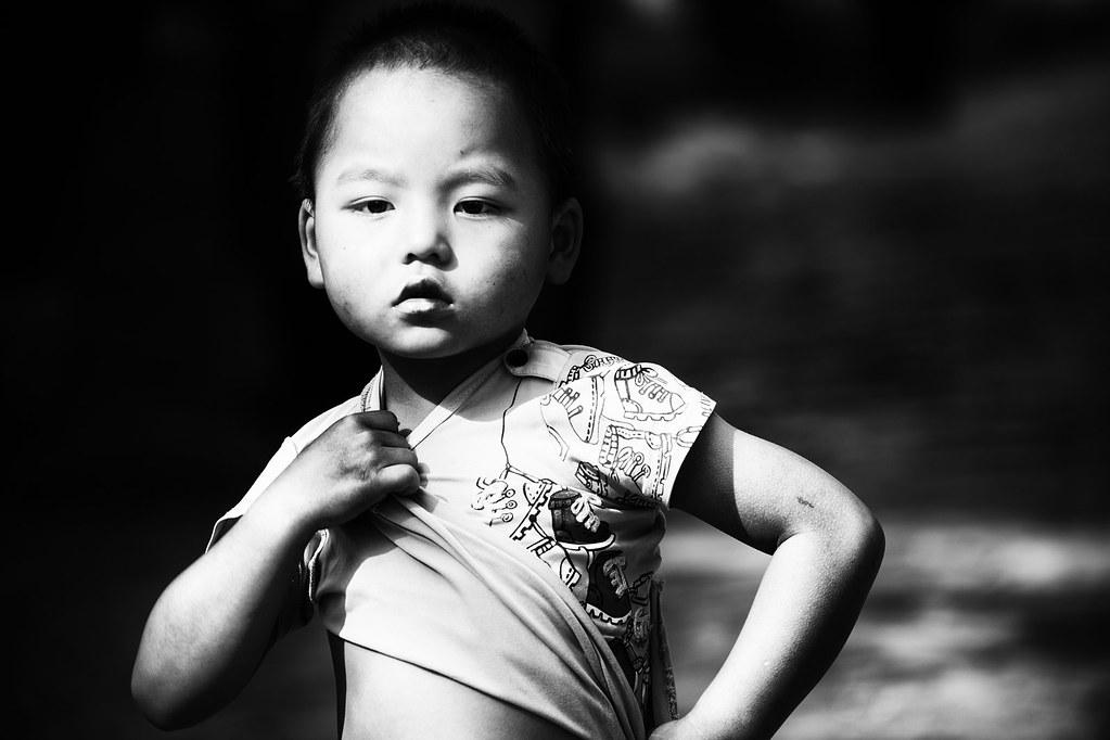 the boy who saw through me~ Yunnan