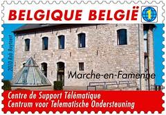 21b BRASSERIE Marche timbre