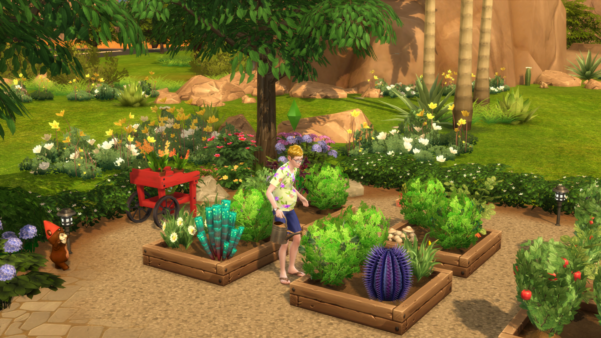 What is this plant the sims forums for Indoor gardening sims 4