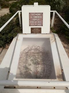 Grave Stenhouse Bay Lookout Walk