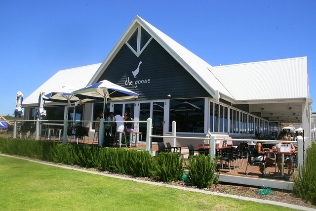 The Goose at Busselton