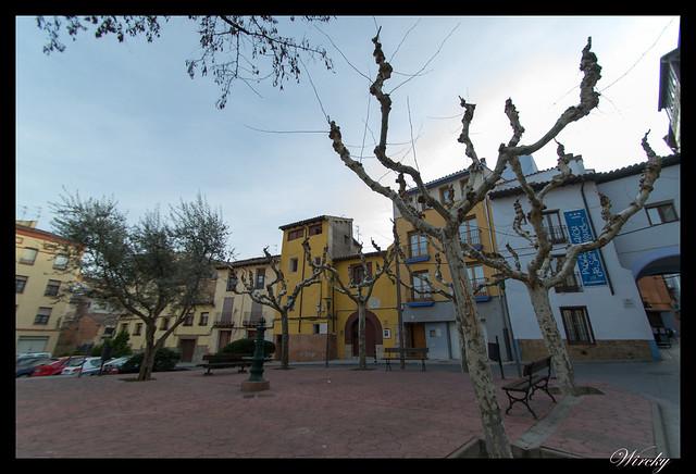 Plaza del Olivo