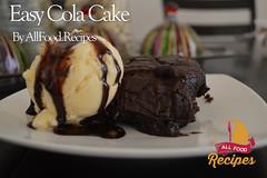 Easy Cola Cake