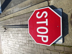 art, signage, sign, red, street sign, stop sign, traffic sign,