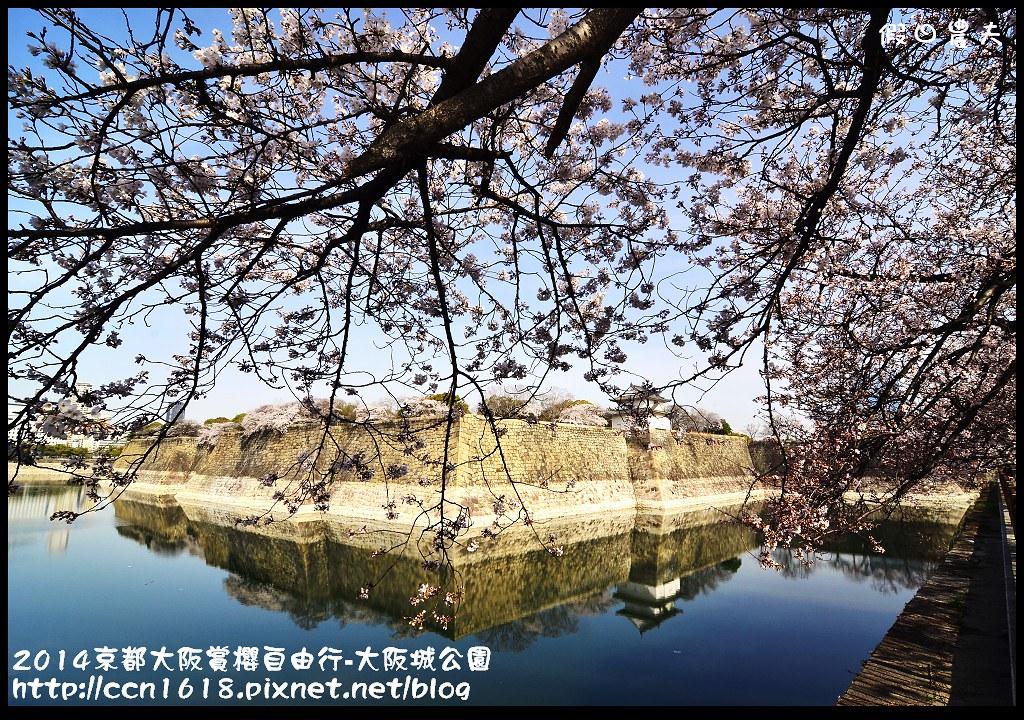 2014京都大阪賞櫻自由行-大阪城公園DSC_1738
