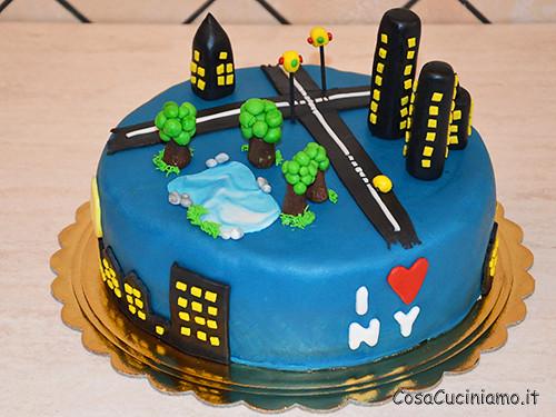 Torte - 57 - Torta New York