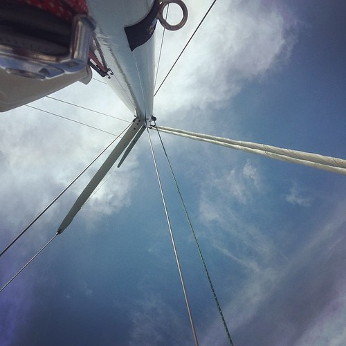 Overhead Star #florida #sailing #keywest