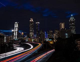 Atlanta, Deep Into The Night
