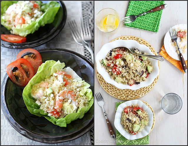 Healthy Quinoa Recipes | cookincanuck.com