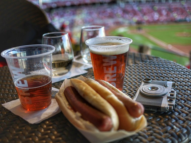 The hanldebar at GABP