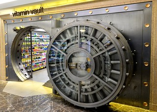 How to protect your health? Easy, just build a vitamin vault.