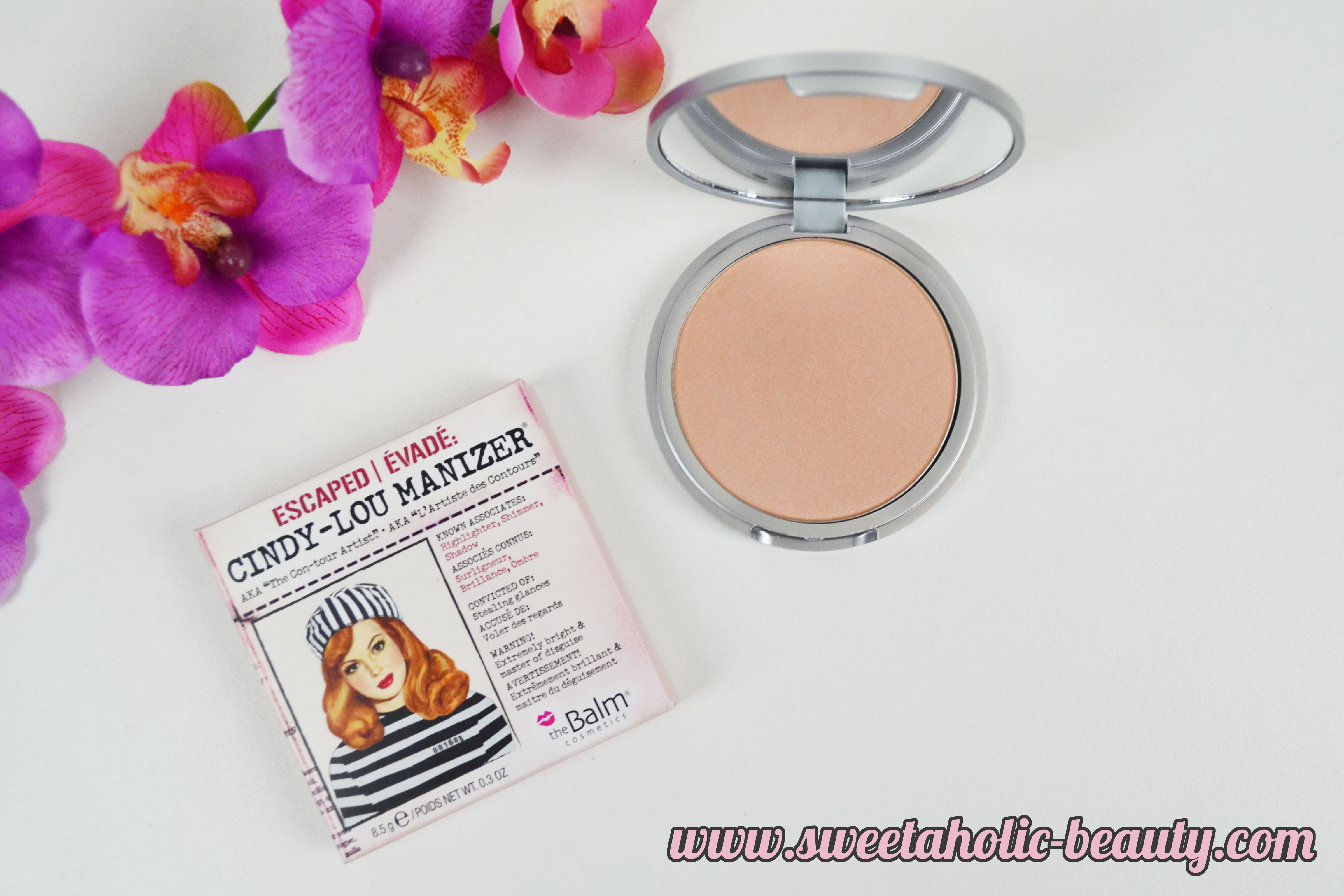 The Balm, TheBalm, Cindy-Lou Manizer, Illuminiser, Highlighter, Bbloggers, Cosmetics,