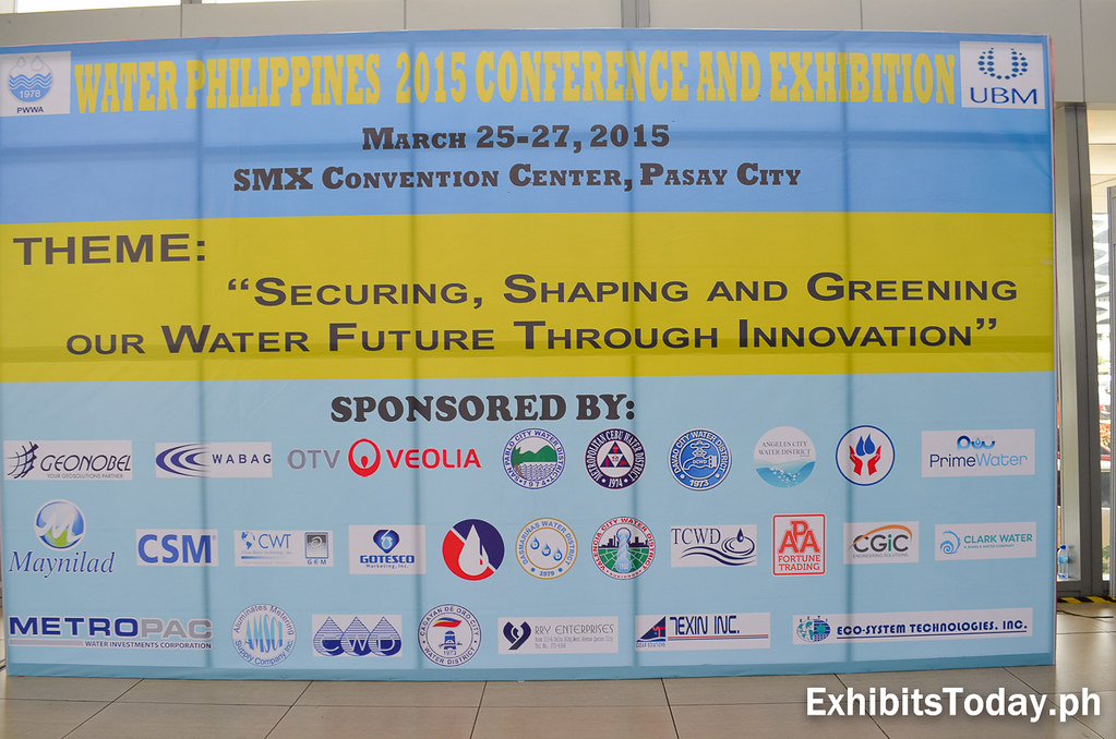 Water Philippines 2015 Conference and Exhibition