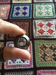 Afghan Bokeh